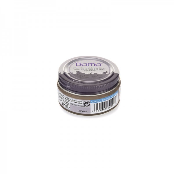 Smooth leather shoe polish (beige) 50 ml (11,90 € / 100 ml)