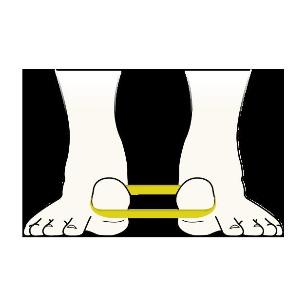 toega-feet