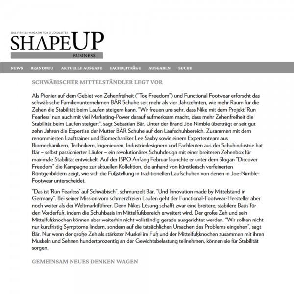 ShapeUp-Bild