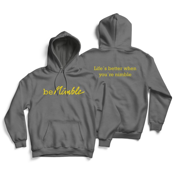 be Nimble Hoody