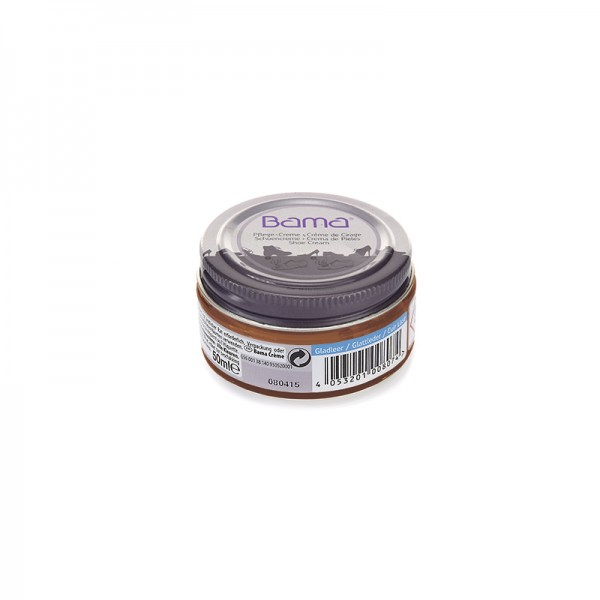 Pflegecreme (mittelbraun) 50 ml