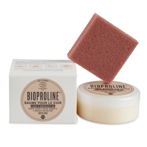 Organic leather balsam 125ml (11,16 € / 100 ml)