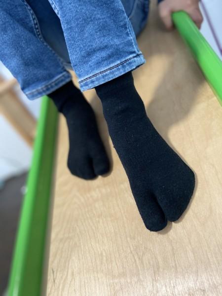 Zwei-Zehen Tabi Socken KIDS